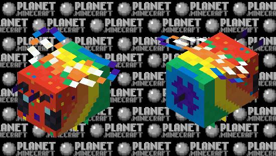 Pride Beee Minecraft Skin