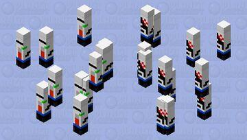 The Glue Sticks! Minecraft Mob Skin