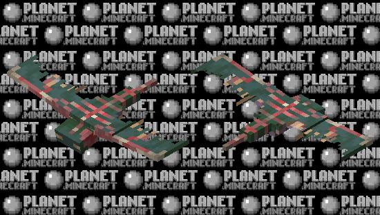 réal phantome killer Minecraft Skin