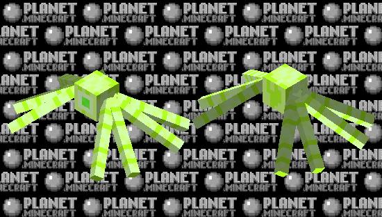 Sun Crawler Minecraft Skin