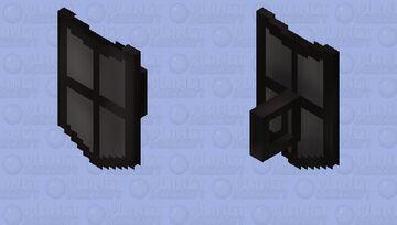 Iron Kiteshield (t) | OSRS Minecraft Mob Skin
