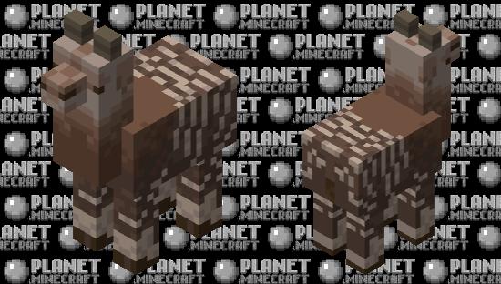 [Dino] Llamatherium Minecraft Skin
