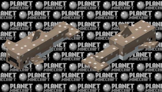 Whale  Shark Minecraft Skin