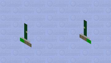 A Broom Minecraft Mob Skin