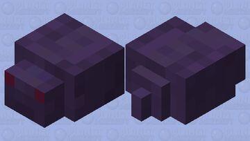 Endermite Edit Minecraft Mob Skin