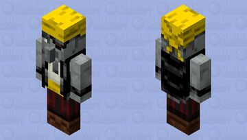 Pirate Pillager! (Reimagined Event) Minecraft Mob Skin