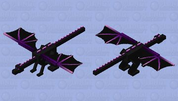 Render ender dragon Minecraft Mob Skin