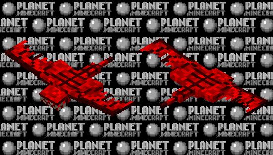 Scarlet Screamer Minecraft Skin