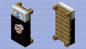 jimmy bed Minecraft Mob Skin