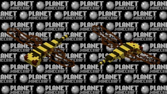 Wasp Minecraft Skin