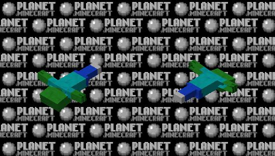 Flying Baby Zombie Minecraft Skin