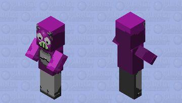 Ballhog Minecraft Mob Skin