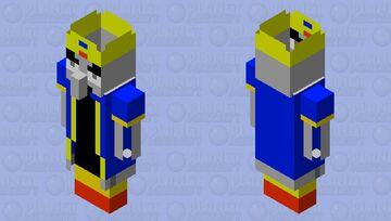 Arch Illager (for evokes only) Minecraft Mob Skin