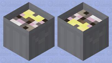 trash can lol Minecraft Mob Skin