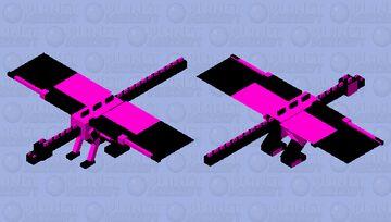 Missing texture Ender Dragon Minecraft Mob Skin