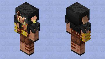 My Idea For the Piglin Brute: Updated 2 Minecraft Mob Skin
