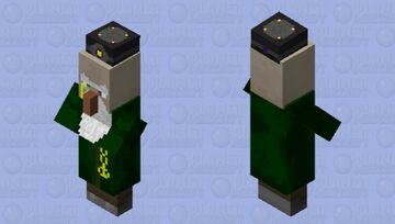 alchemist Minecraft Mob Skin