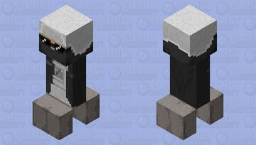 Vadim Minecraft Mob Skin