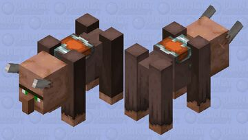 Villager... Minecraft Mob Skin