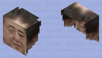 Spirit of Abe Shinzo Minecraft Mob Skin