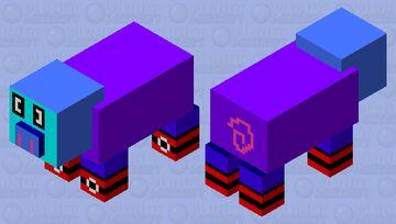 Weird Poke-Pig Minecraft Mob Skin