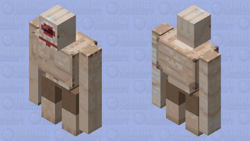 Cyclops. (Ice and Fire. Dragon mod.) Minecraft Mob Skin