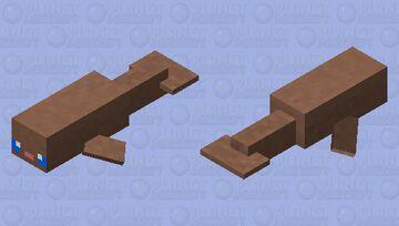 Baby Seal Minecraft Mob Skin