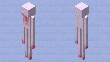 SCP-096 Minecraft Mob Skin