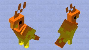 Pheonix Minecraft Mob Skin