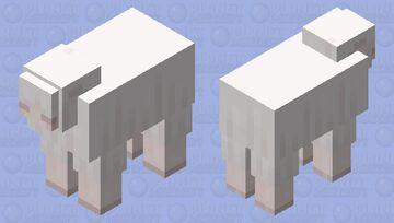 ♡ babie lamb ♡ Minecraft Mob Skin