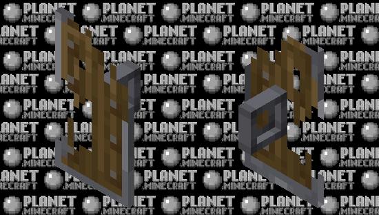 broken shield Minecraft Skin