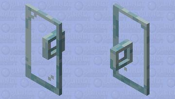 Glass Shield Minecraft Mob Skin