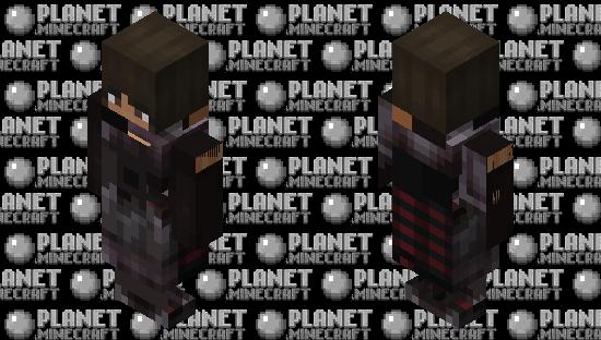 i mean Minecraft Skin