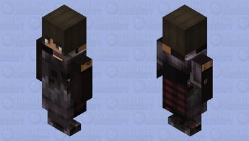 i mean Minecraft Mob Skin