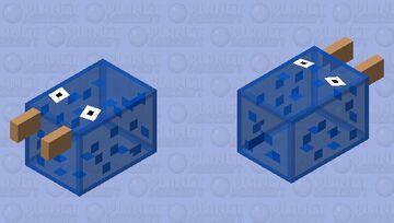 spore Minecraft Mob Skin