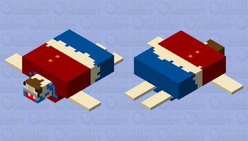 Minecraft noob, but ITS BEEEEEEEEEFY Minecraft Mob Skin