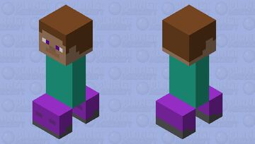 Creesteve Minecraft Mob Skin
