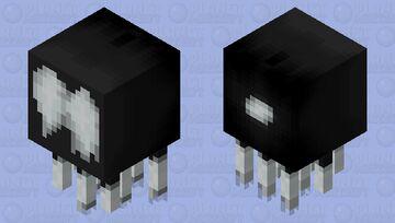 The Glowing Watcher Minecraft Mob Skin