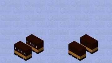 Goombas Explosivos Minecraft Mob Skin