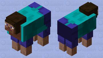Shteeve Minecraft Mob Skin