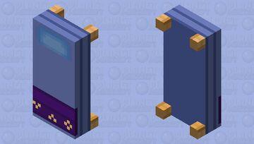 Spongebob's Bed (1.13 and below) Minecraft Mob Skin