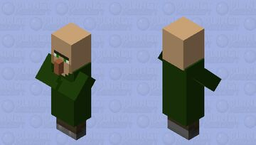 Just A Guy But Different Colors Minecraft Mob Skin