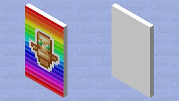 𝓣𝓱𝓮 𝓟𝓸𝔀𝓮𝓻 𝓞𝓯 𝓣𝓱𝓮 𝓣𝓸𝓽𝓮𝓶 Minecraft Mob Skin