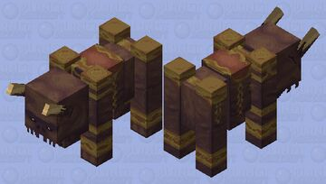 Creatures hungry for gold || [HD] Minecraft Mob Skin