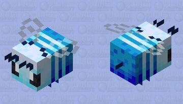 Chill Bee Minecraft Mob Skin