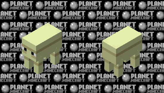 long shulker Minecraft Skin
