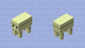 long shulker Minecraft Mob Skin