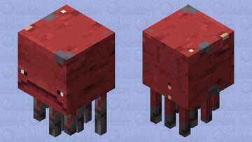 Multi-Legged Flying Strider Minecraft Mob Skin