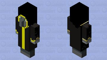 Mysterious Cultist Minecraft Mob Skin