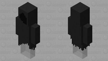 Ringwraith (Lord of the Mobs Contest) Minecraft Mob Skin